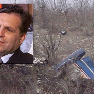 ЦИА убила Македонског председника (2004) јер је хтео да изнесе неугодну истину о америчком ратном профитерству на КиМ!?